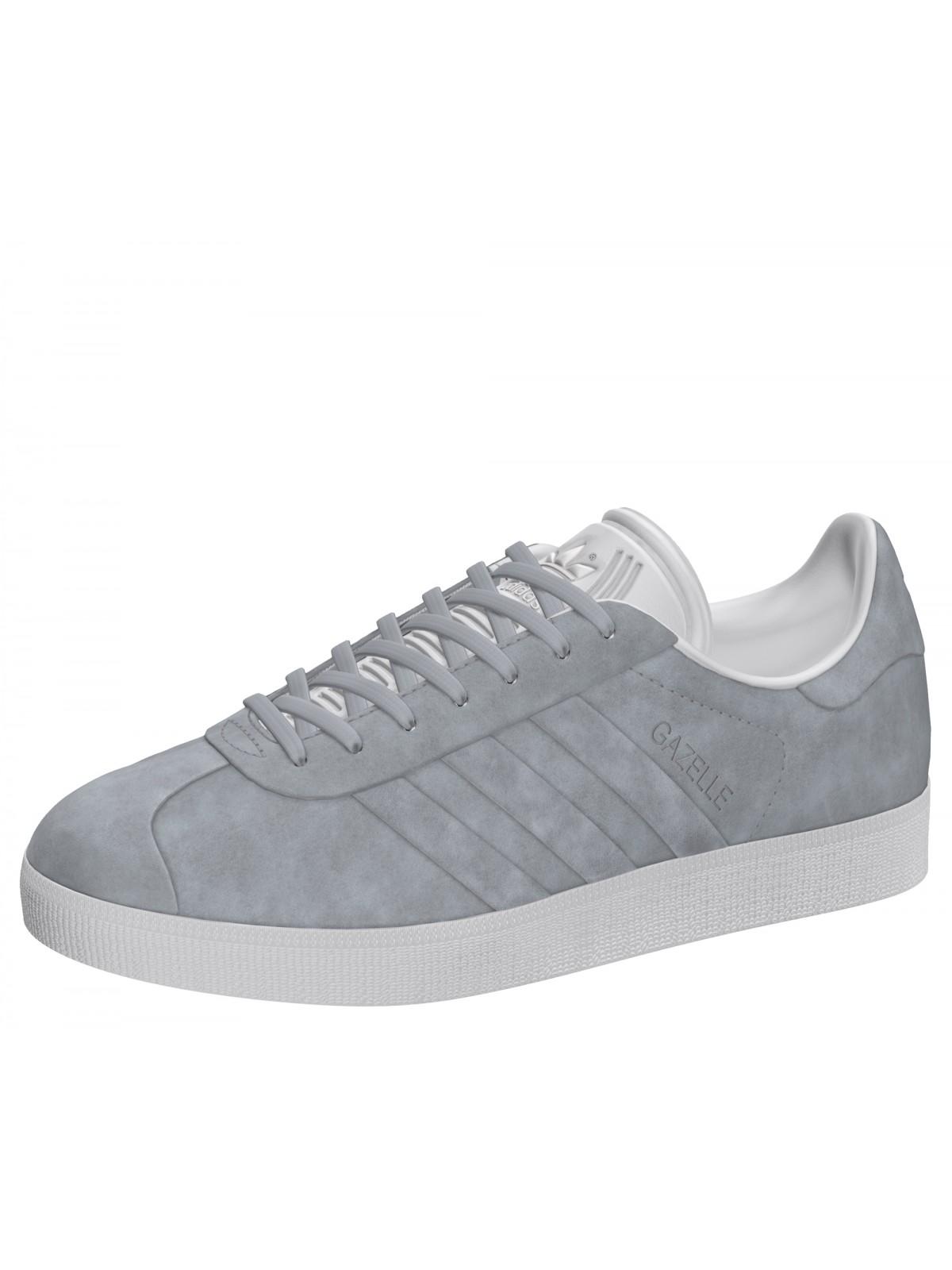 adidas gazelle grise promo