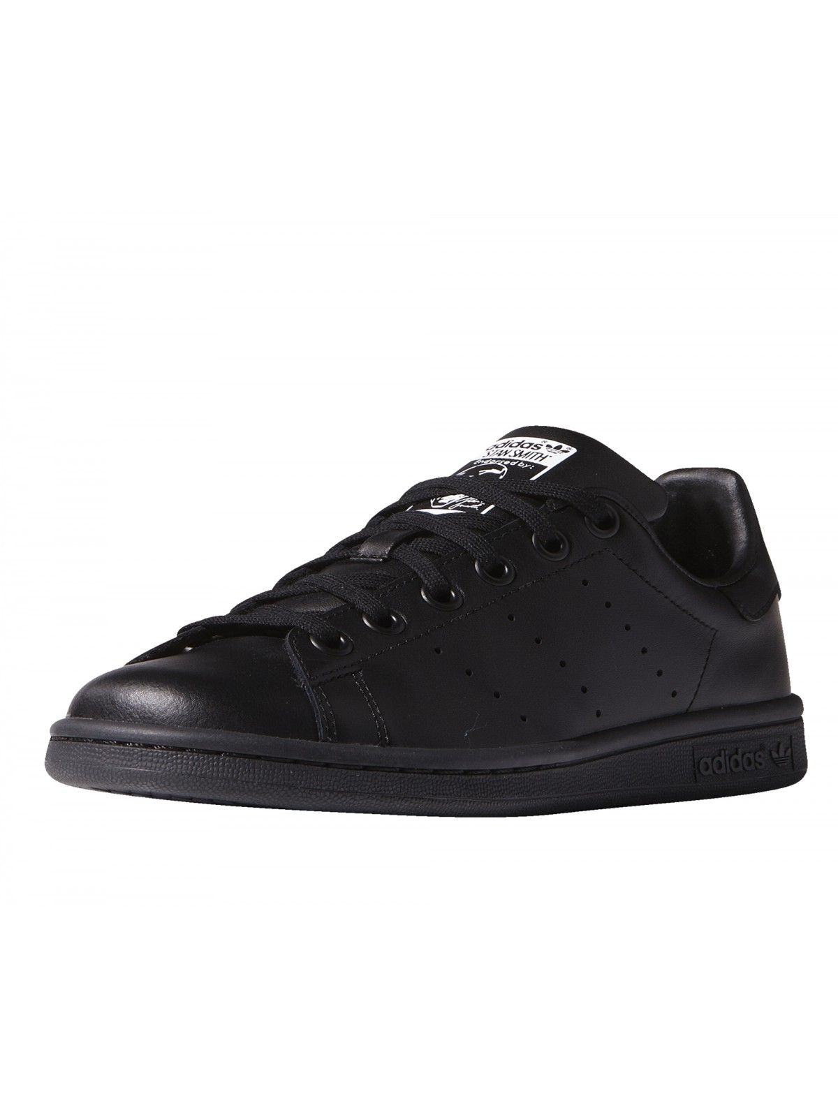ADIDAS Stan Smith Kids monochrome noir
