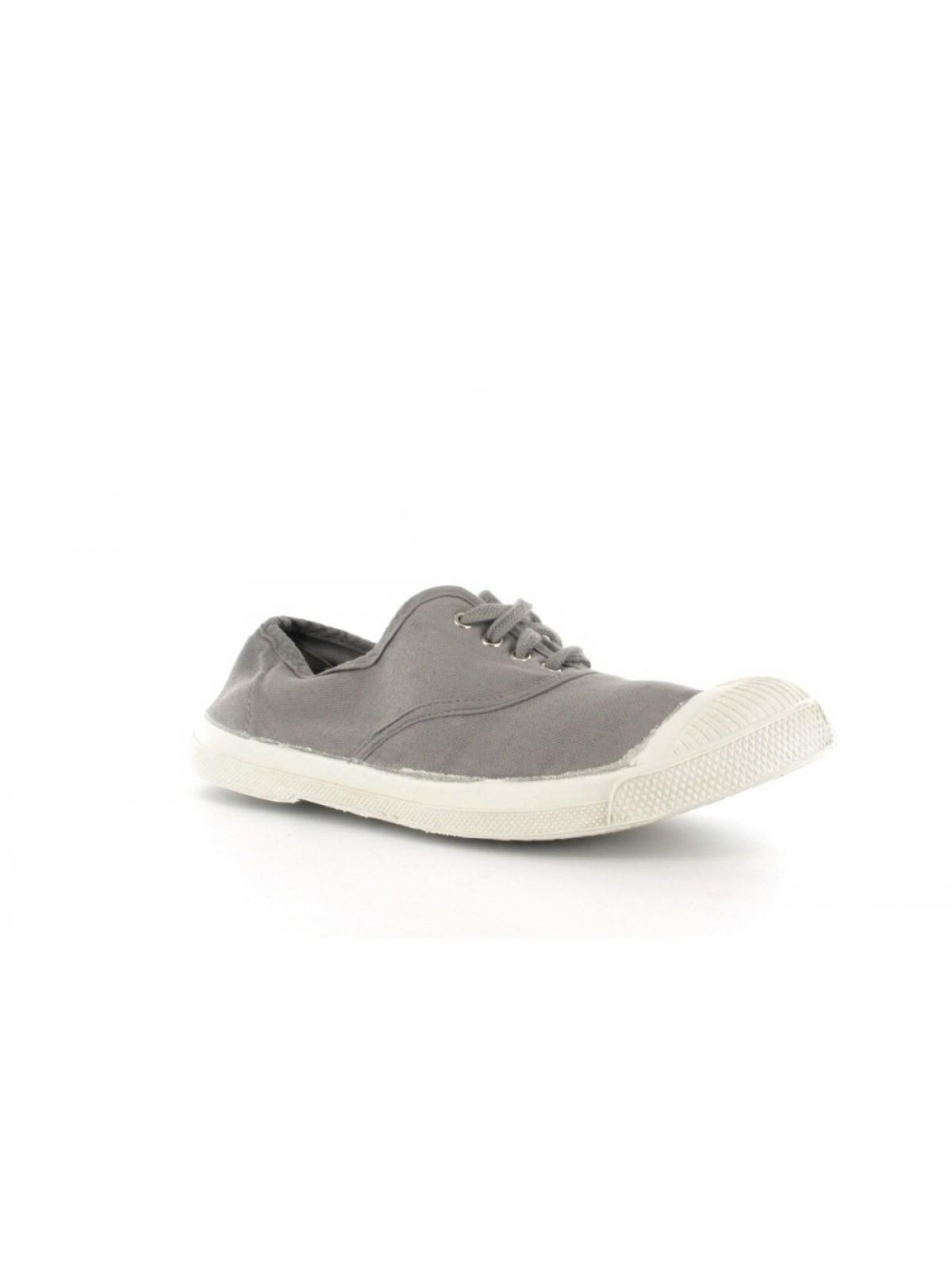 Bensimon tennis lacet gris clair