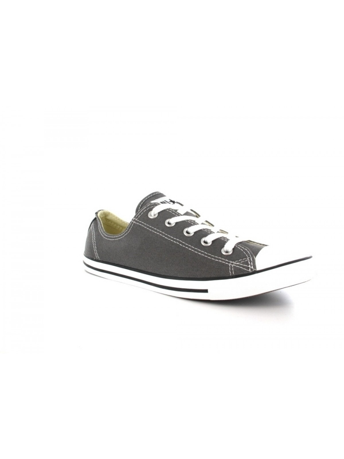 Converse Chuck Taylor Dainty toile basse anthracite