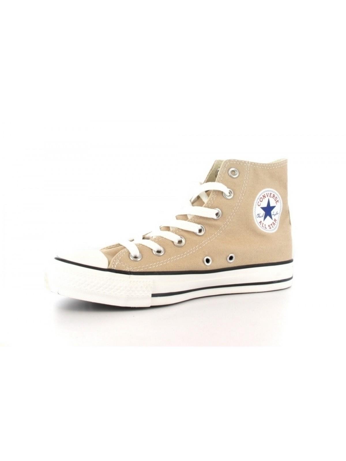 Converse Chuck Taylor all star toile beige clair