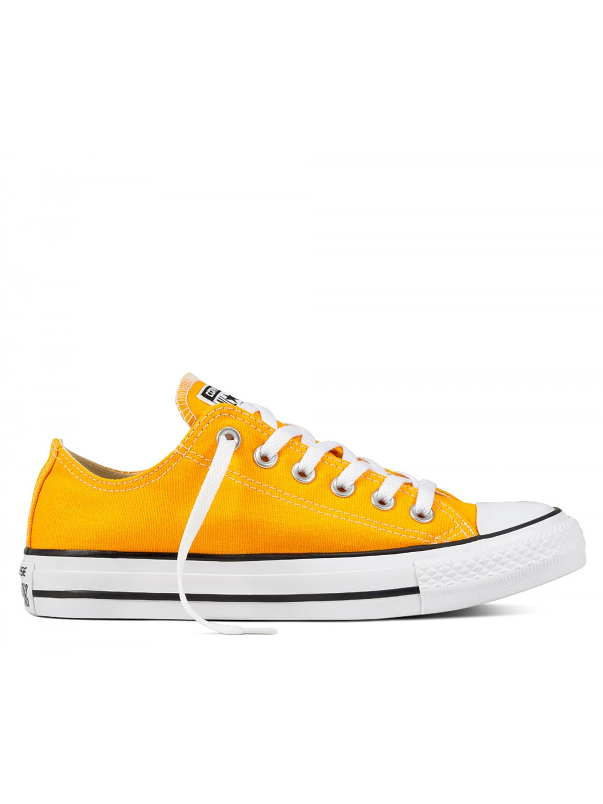 Converse Chuck Taylor all star toile basse orange ray - Marques