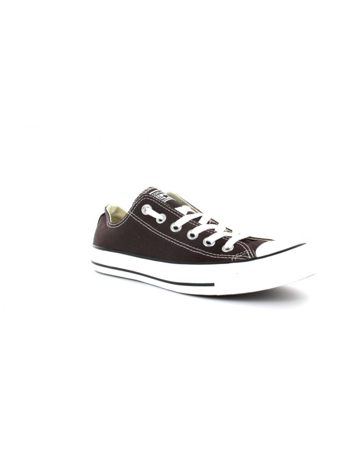 Converse Chuck Taylor all star toile basse marron