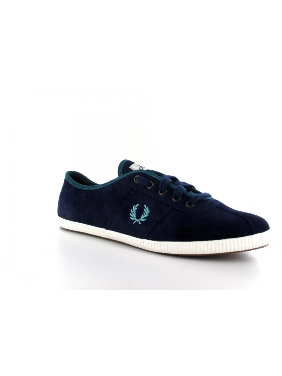 Fred Perry Hayes suede marine