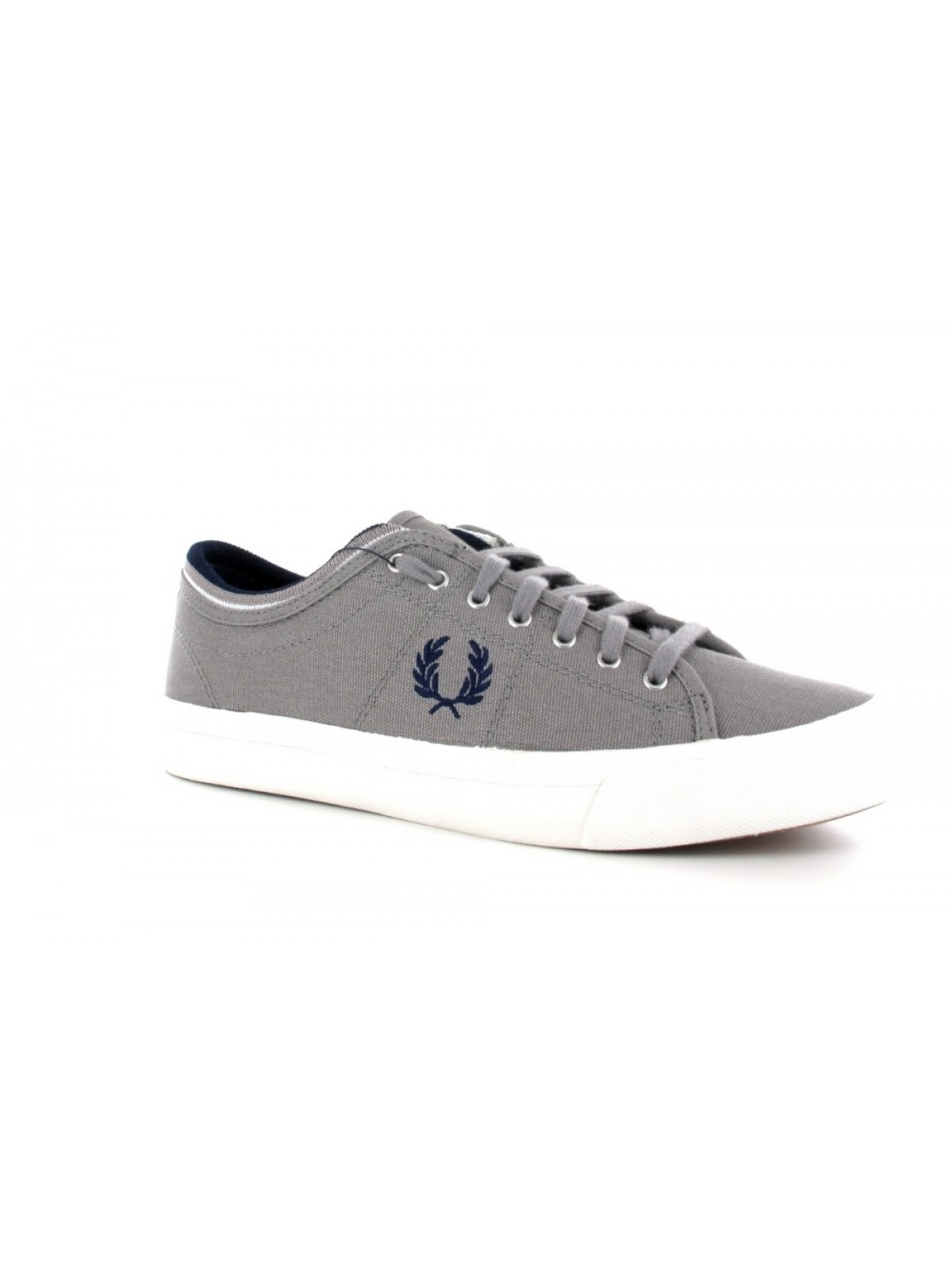 Fred Perry Kendrick canvas gris