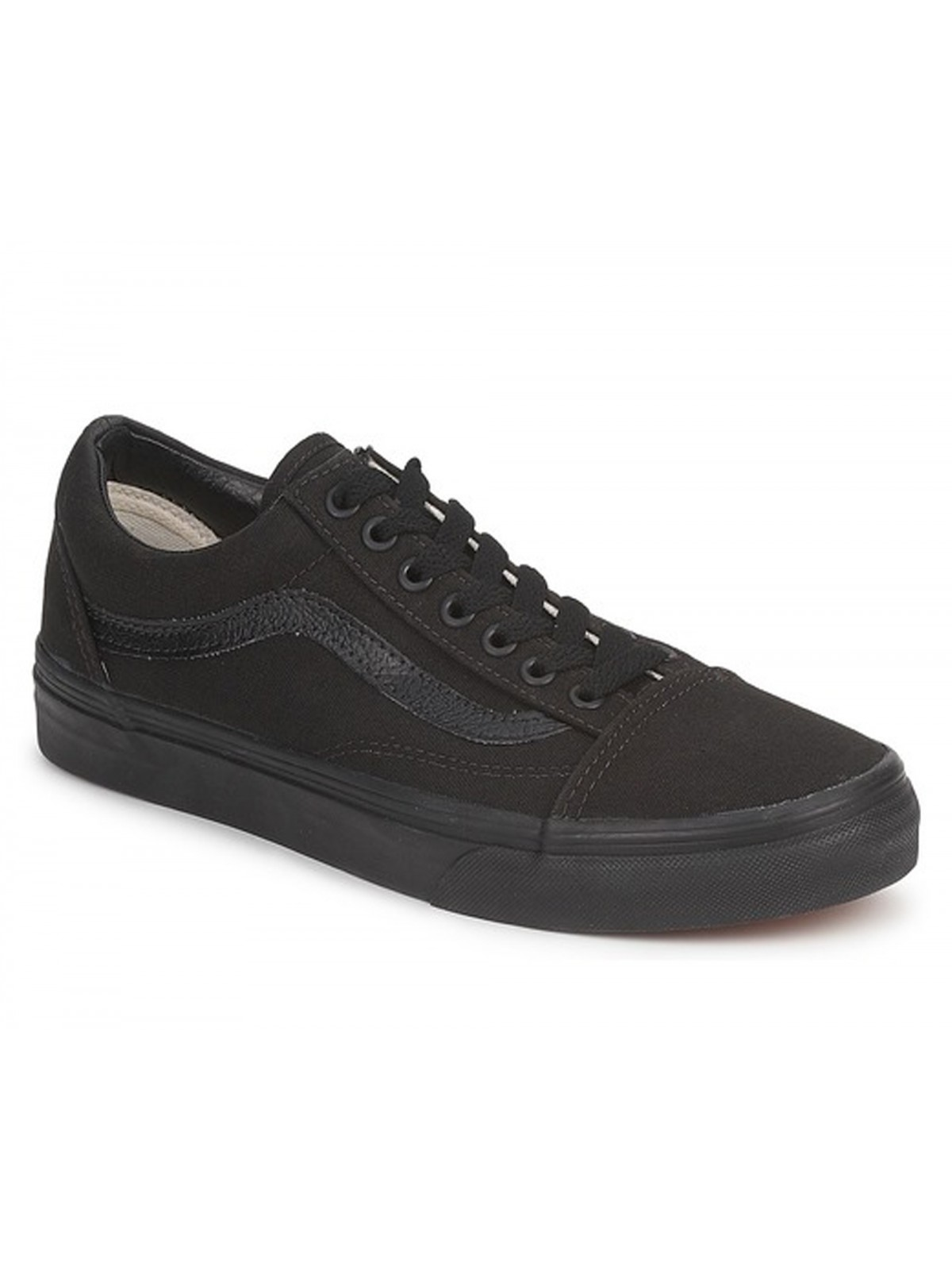 Vans Old Skool canvas mono noir