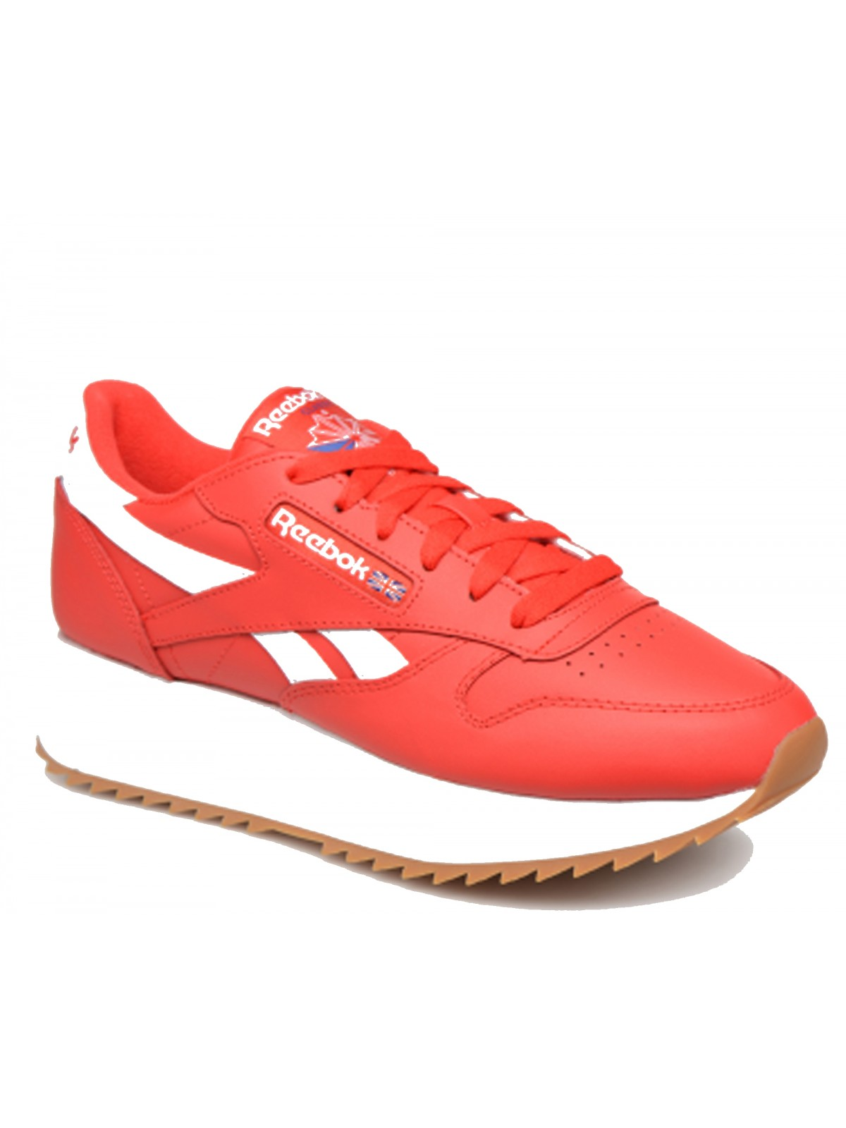 REEBOK Classic Cuir Double rouge