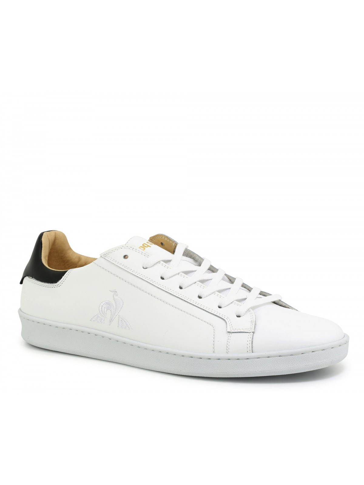 Le Coq Sportif Avantage cuir blanc