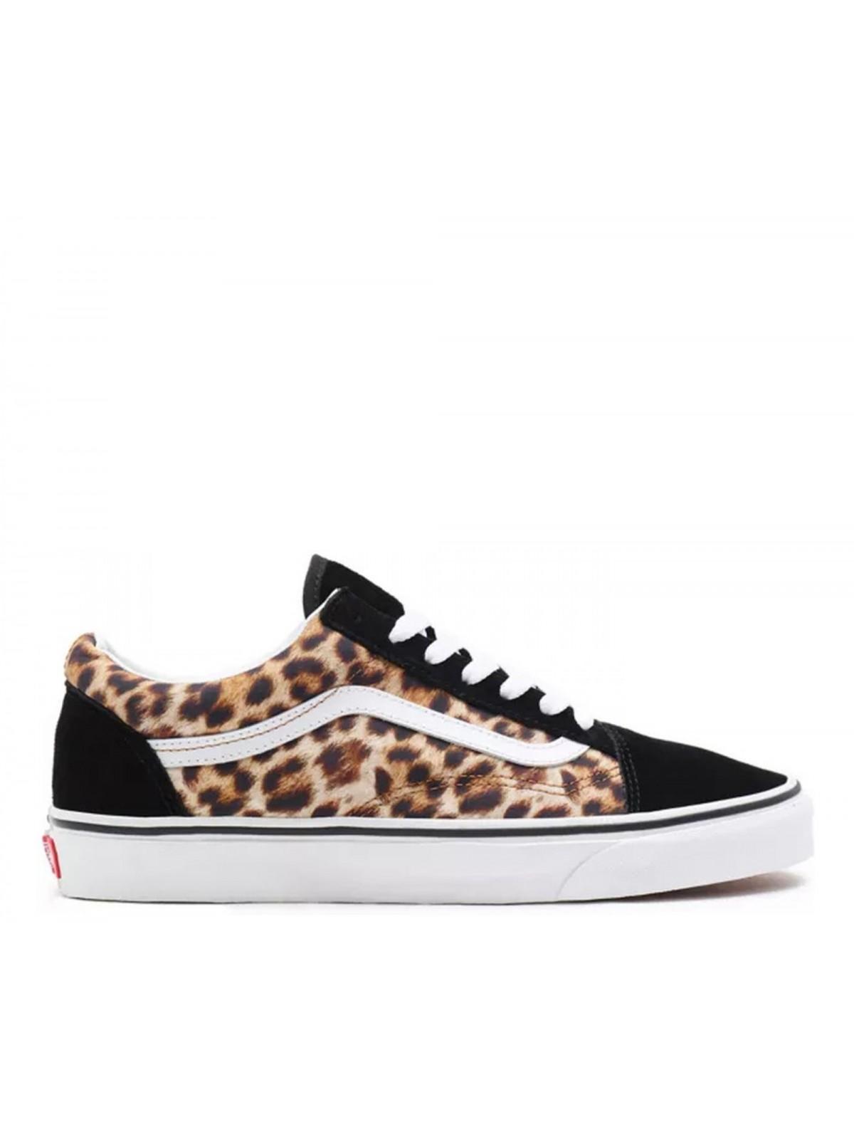 Vans Old Skoooool leopard