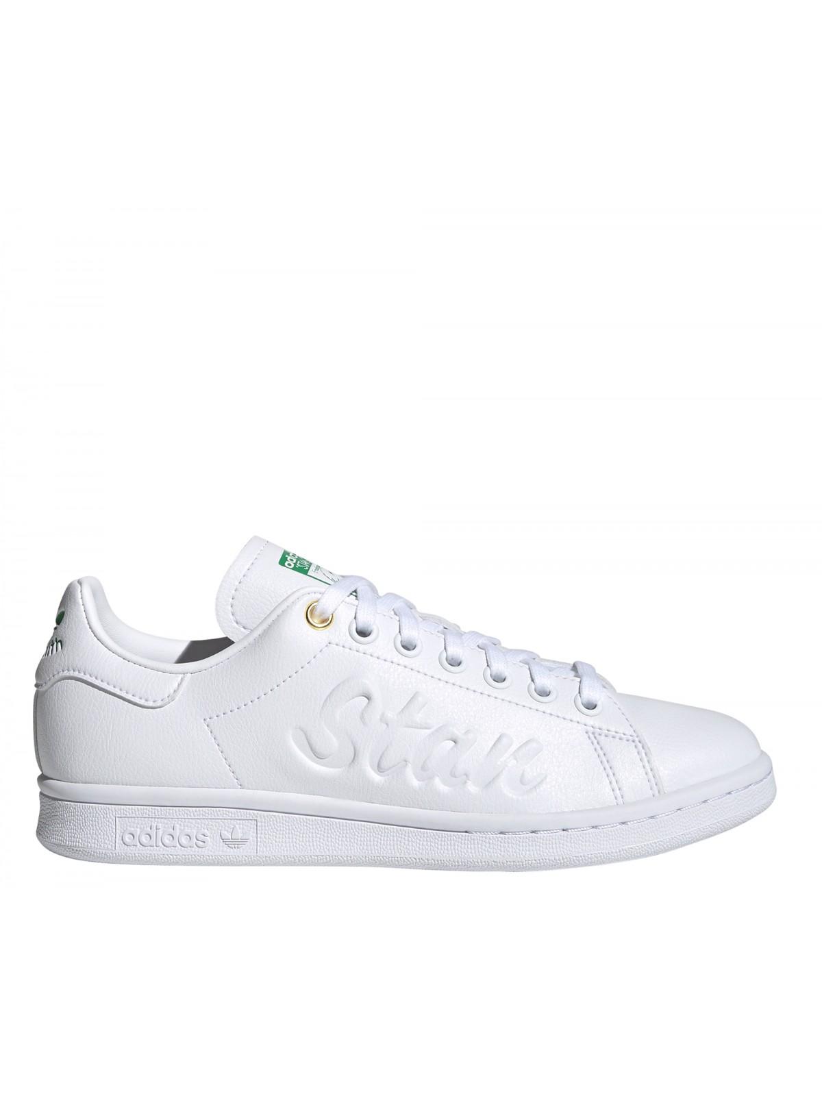 Adidas Stan Smith Primegreen Laser blanc / vert - Marques