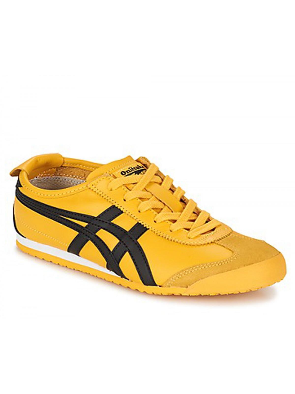 Asics Mexico 66 jaune