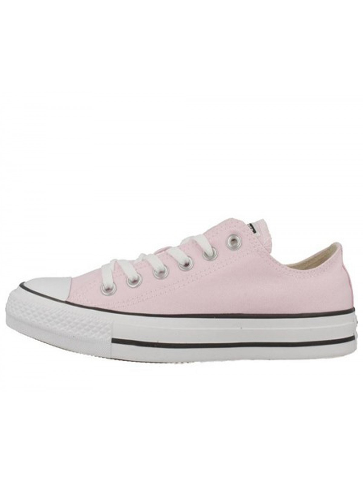 Converse Chuck Taylor all star toile basse pink foam