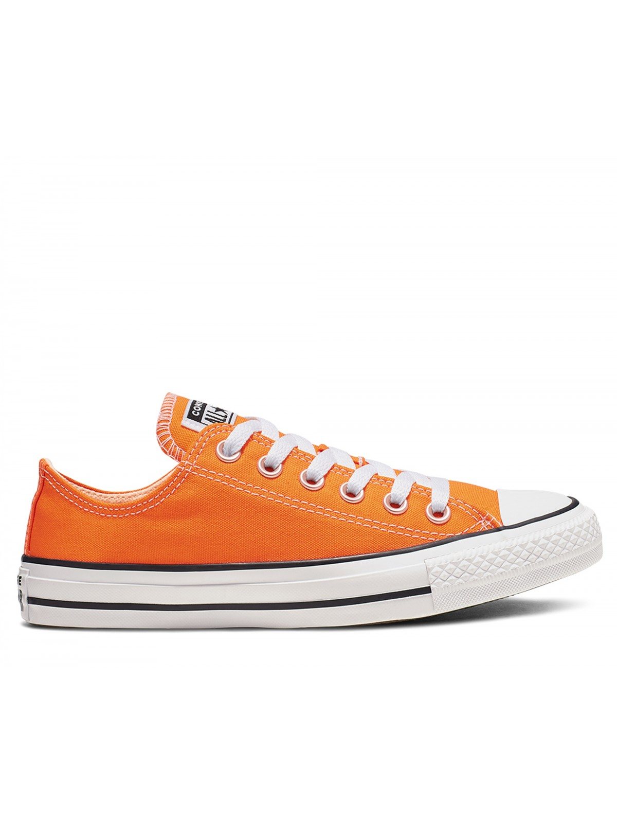 Converse Chuck Taylor all star toile basse orange / rind