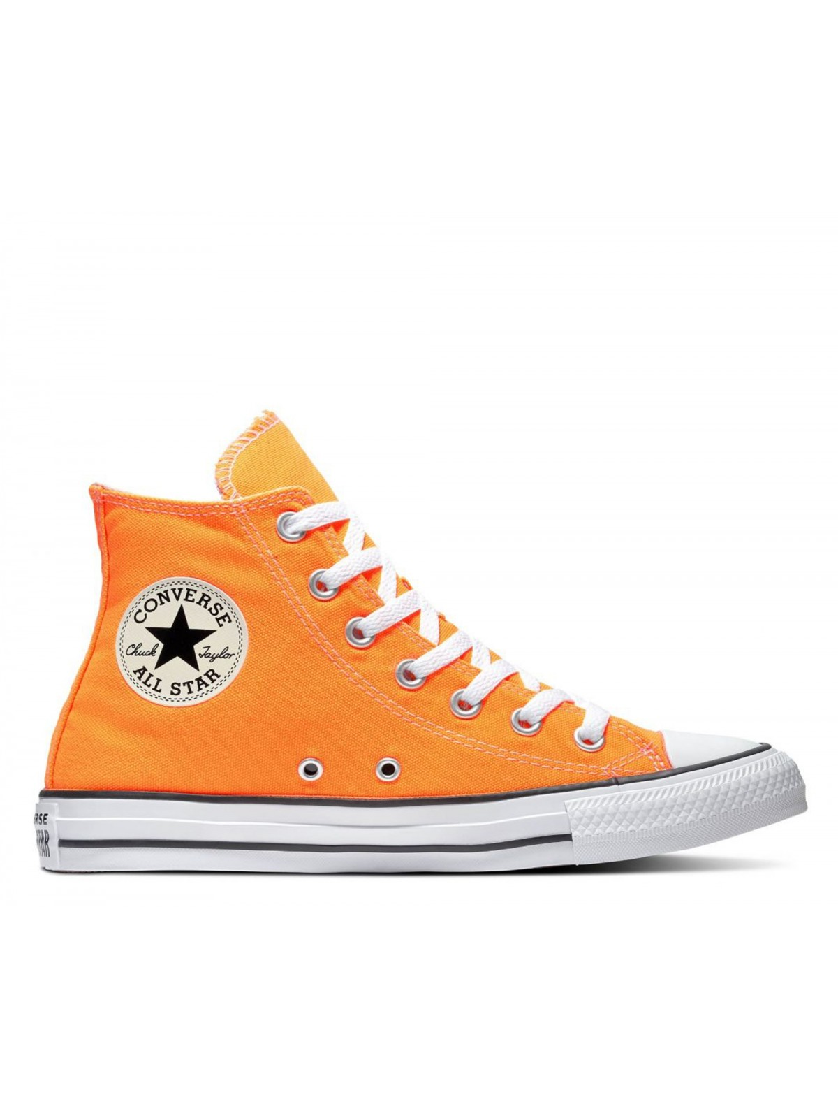 Converse Chuck Taylor all star toile Laser orange