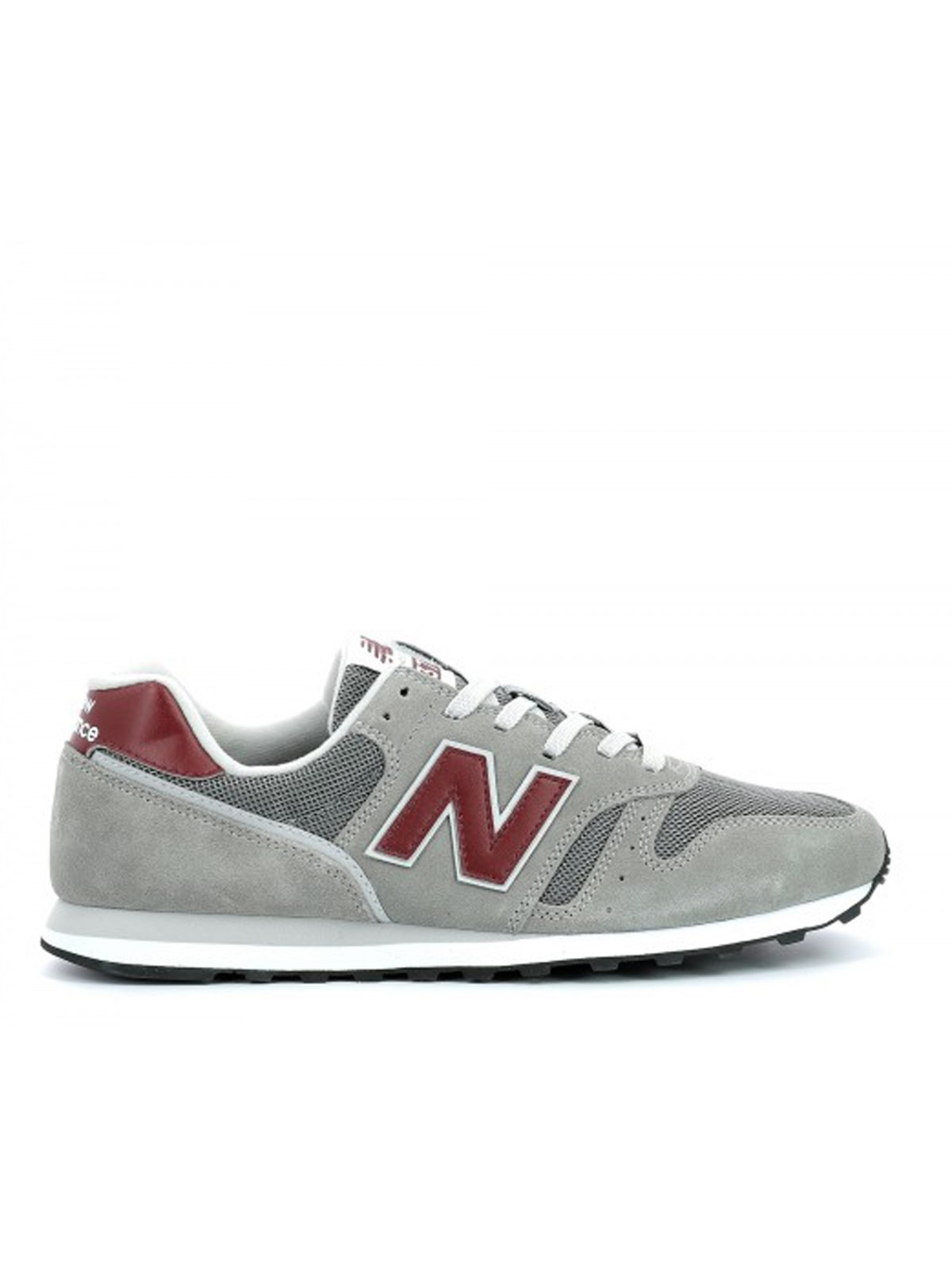New Balance ML373 gris / bordeaux
