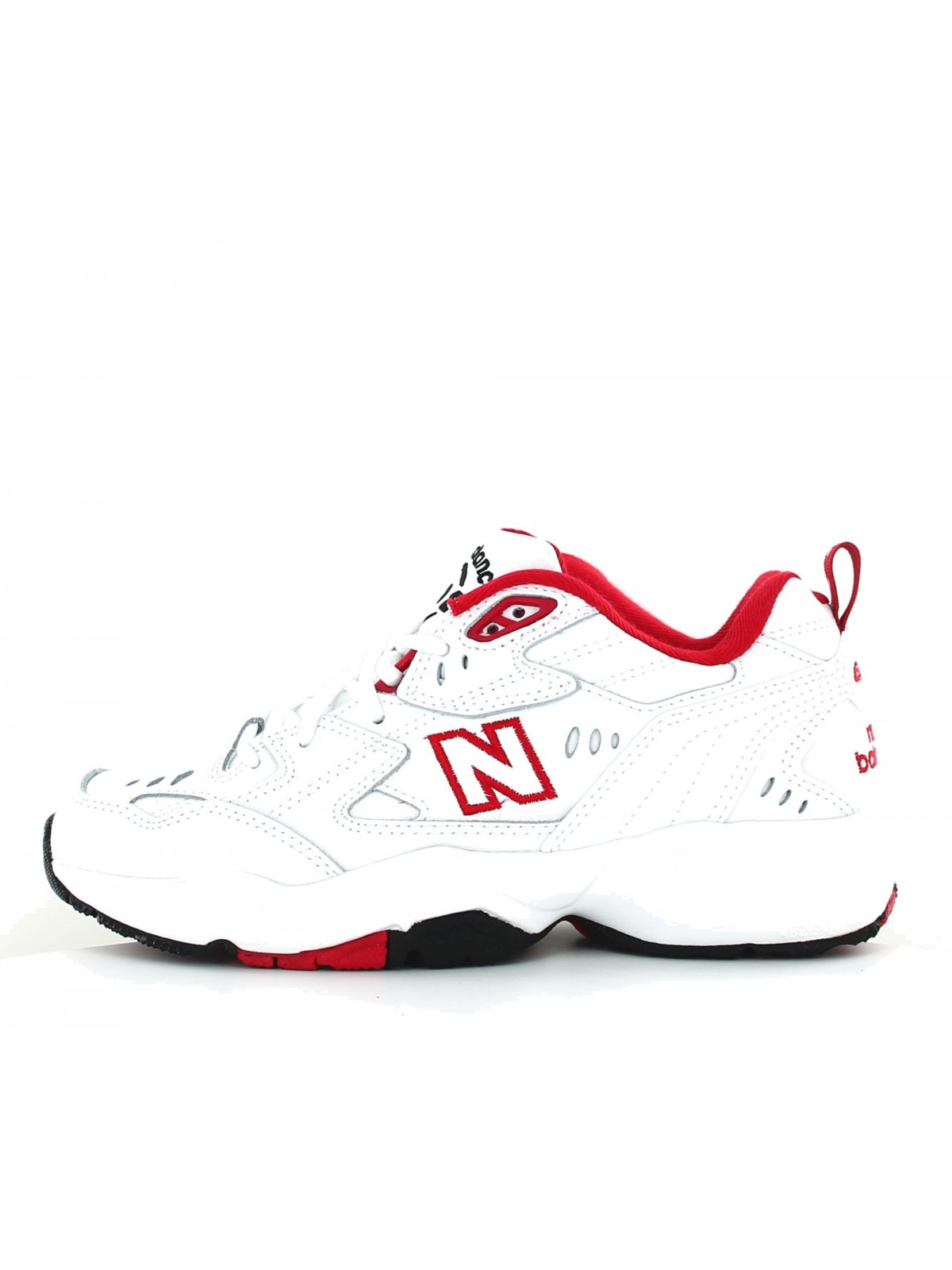 new balance blanche et rouge