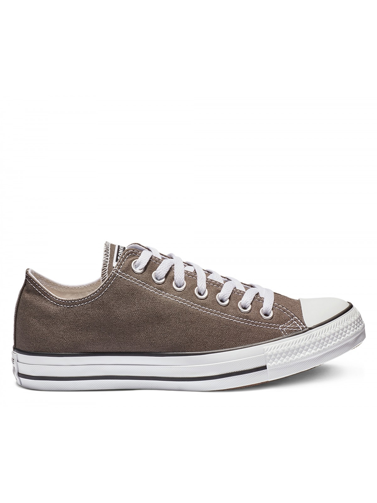 Converse Chuck Taylor all star toile basse anthracite