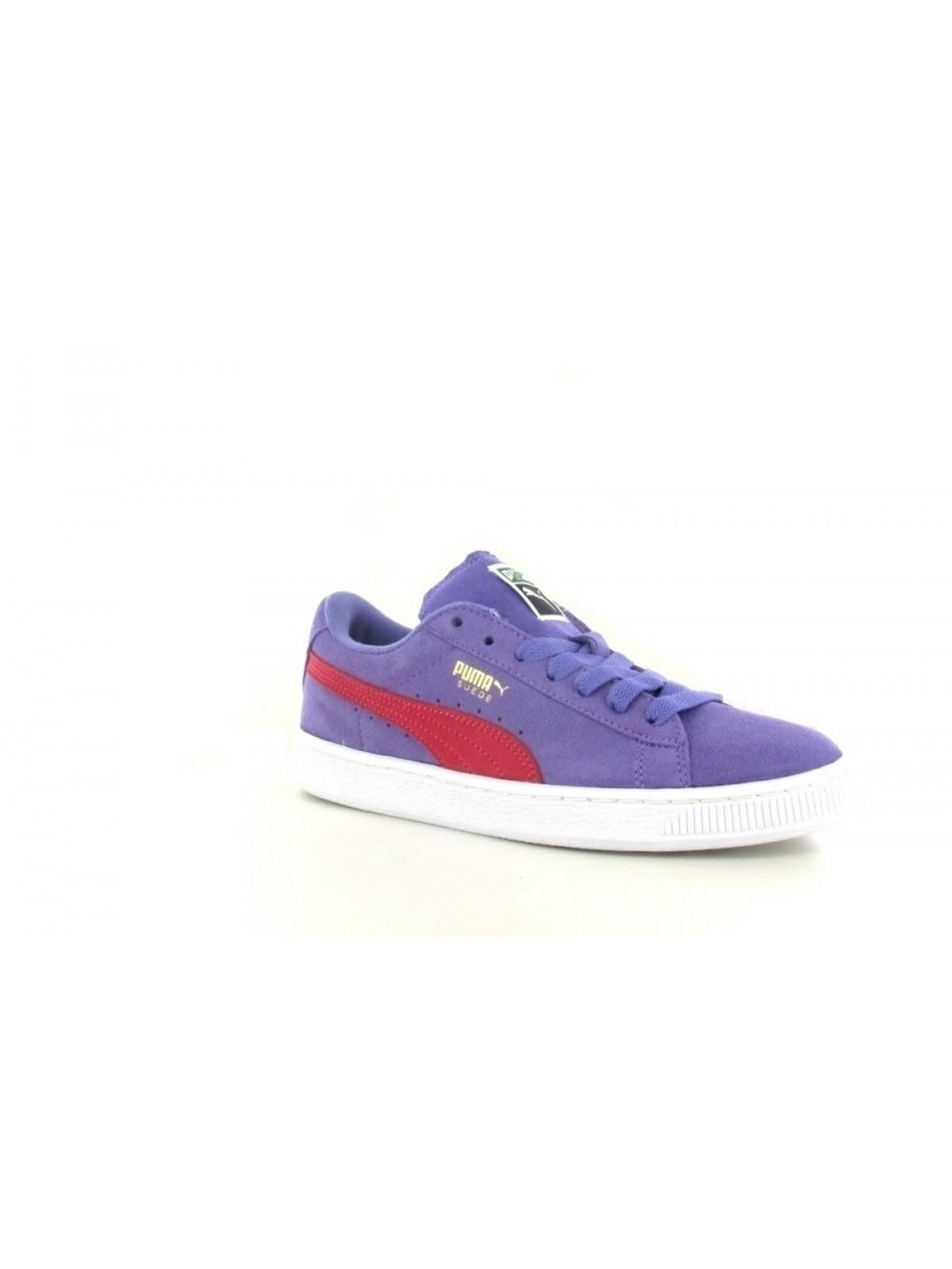Puma suède classic ado purple