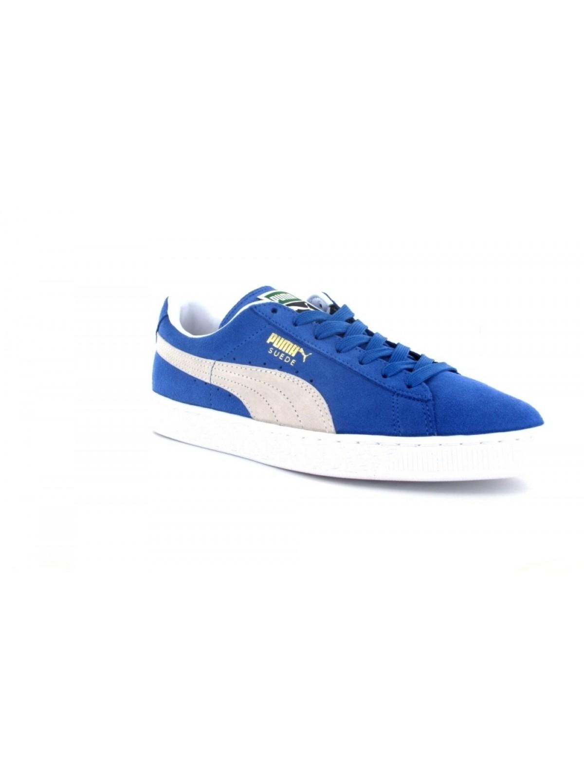 Puma suède classic bleu olympian
