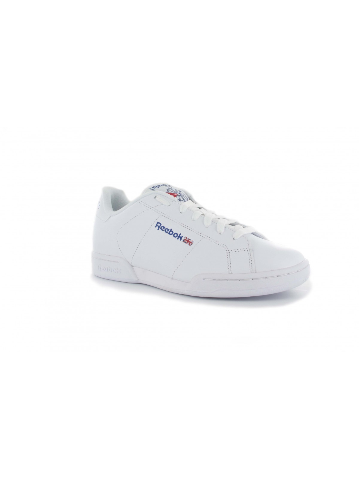 REEBOK Classics NPC2 junior cuir blanc