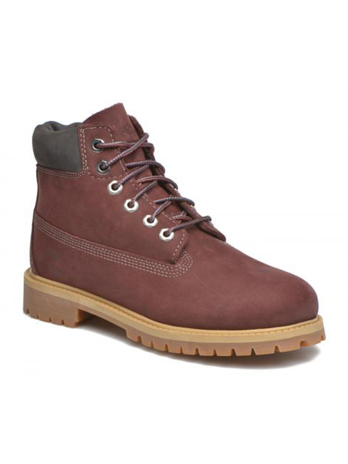 Timberland Icon 6 Kids bordeaux