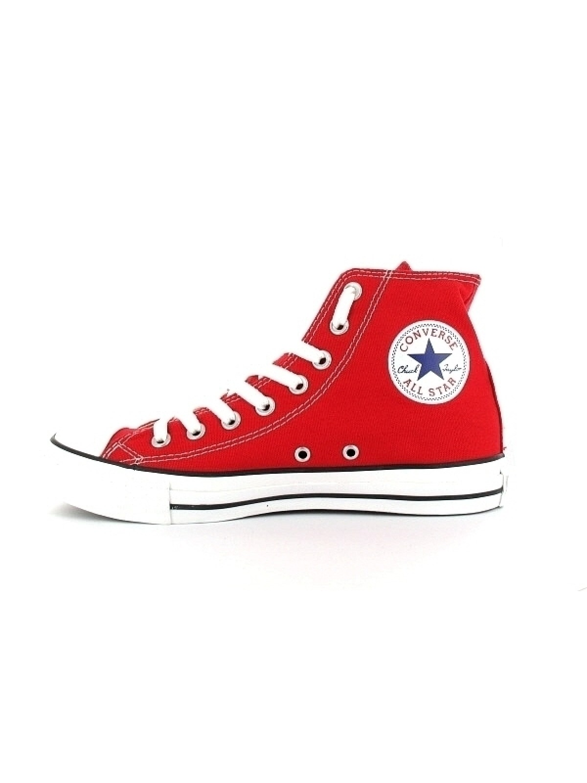 Converse Chuck Taylor all star toile rouge - Haute ...