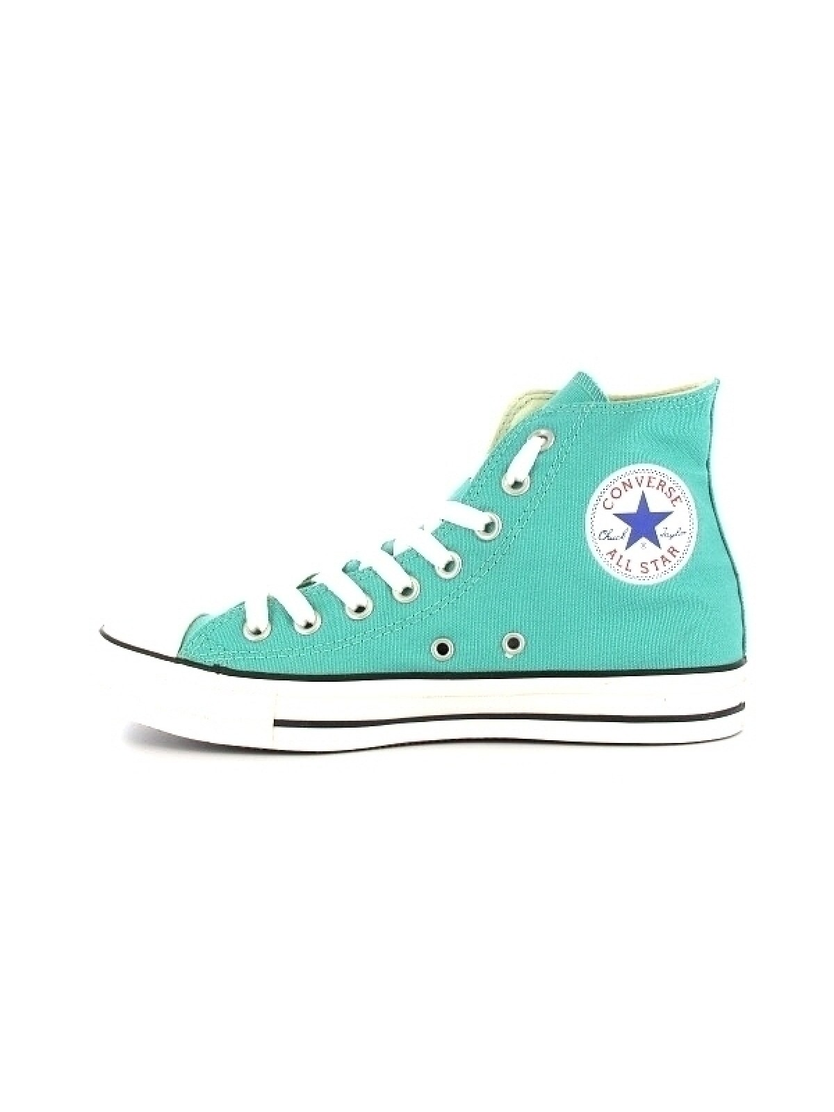 Converse Chuck Taylor all star toile vert / turquoise