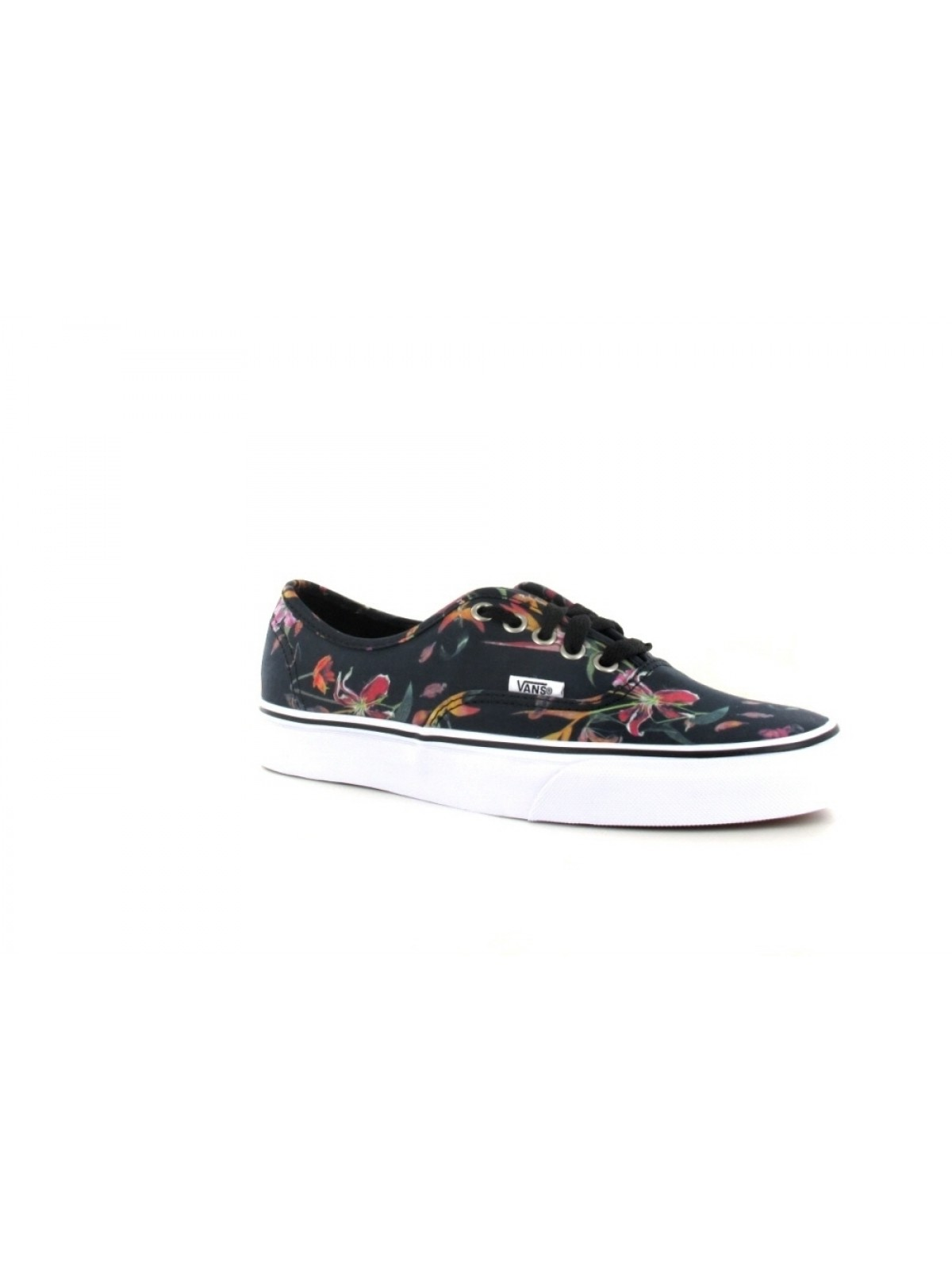 Vans Authentic toile black / bloom