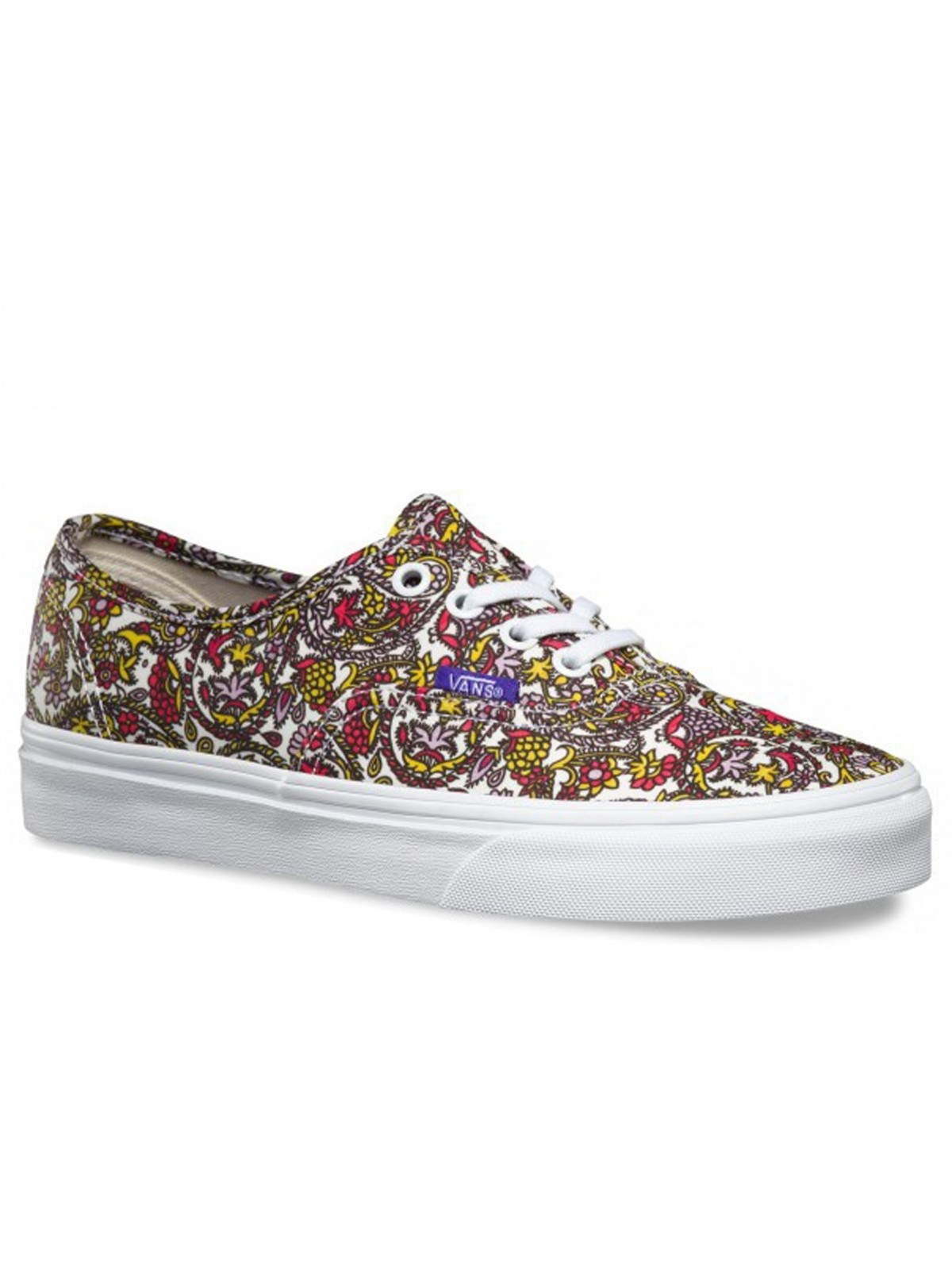 Vans Z Authentic toile liberty paisley