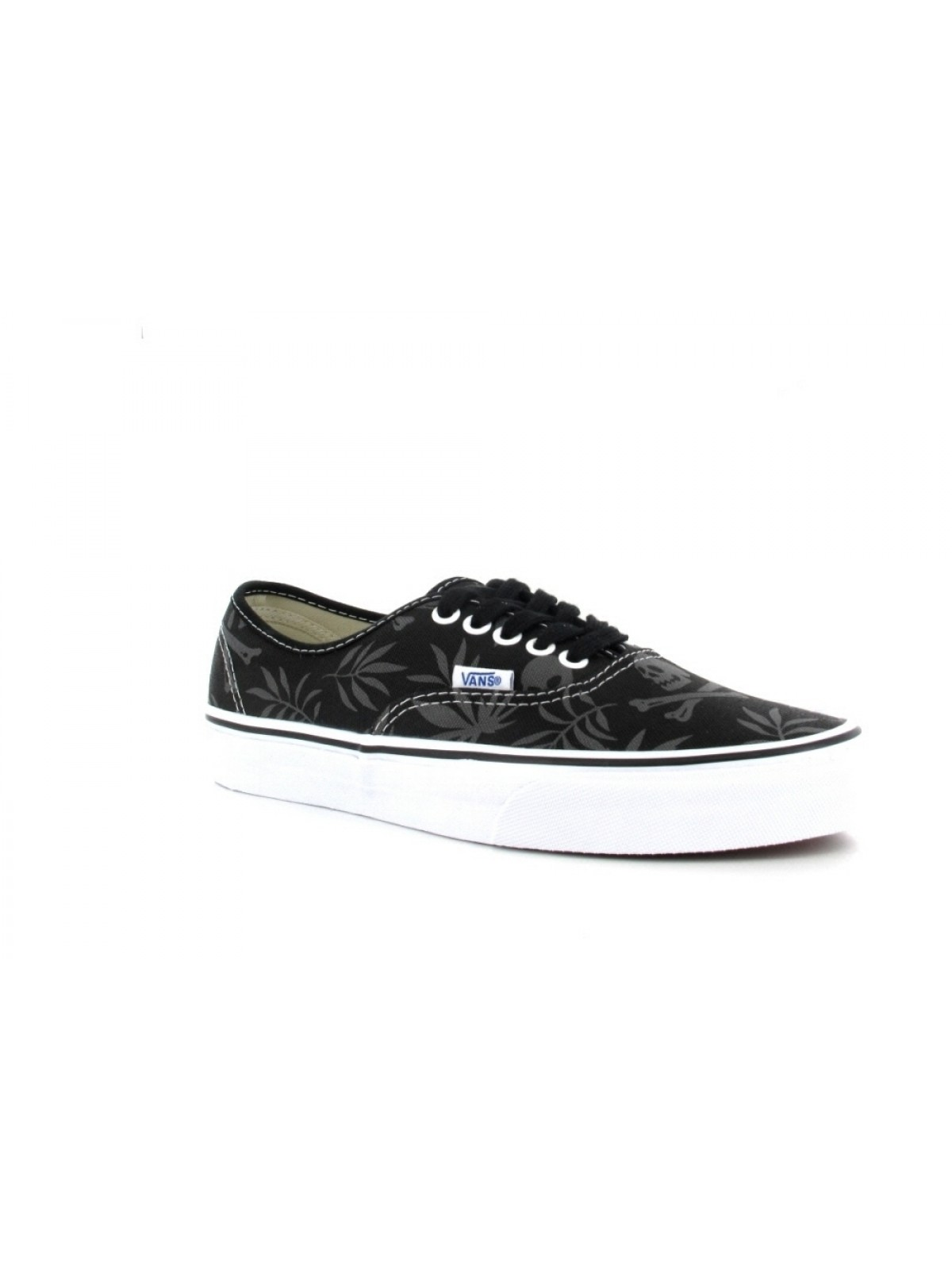 Vans Authentic toile Van Doren skull noir