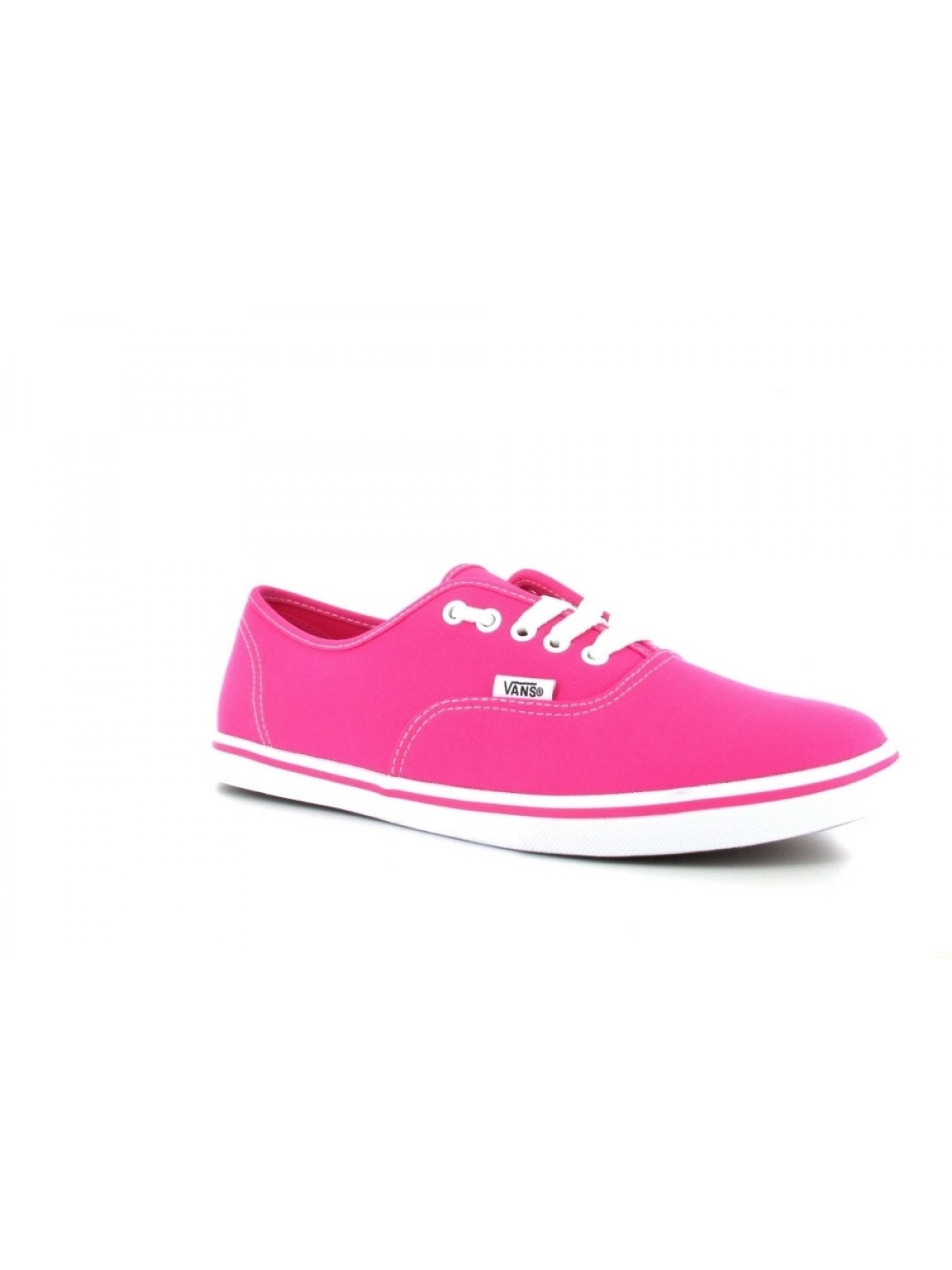 Vans Z Lopro toile néon pink