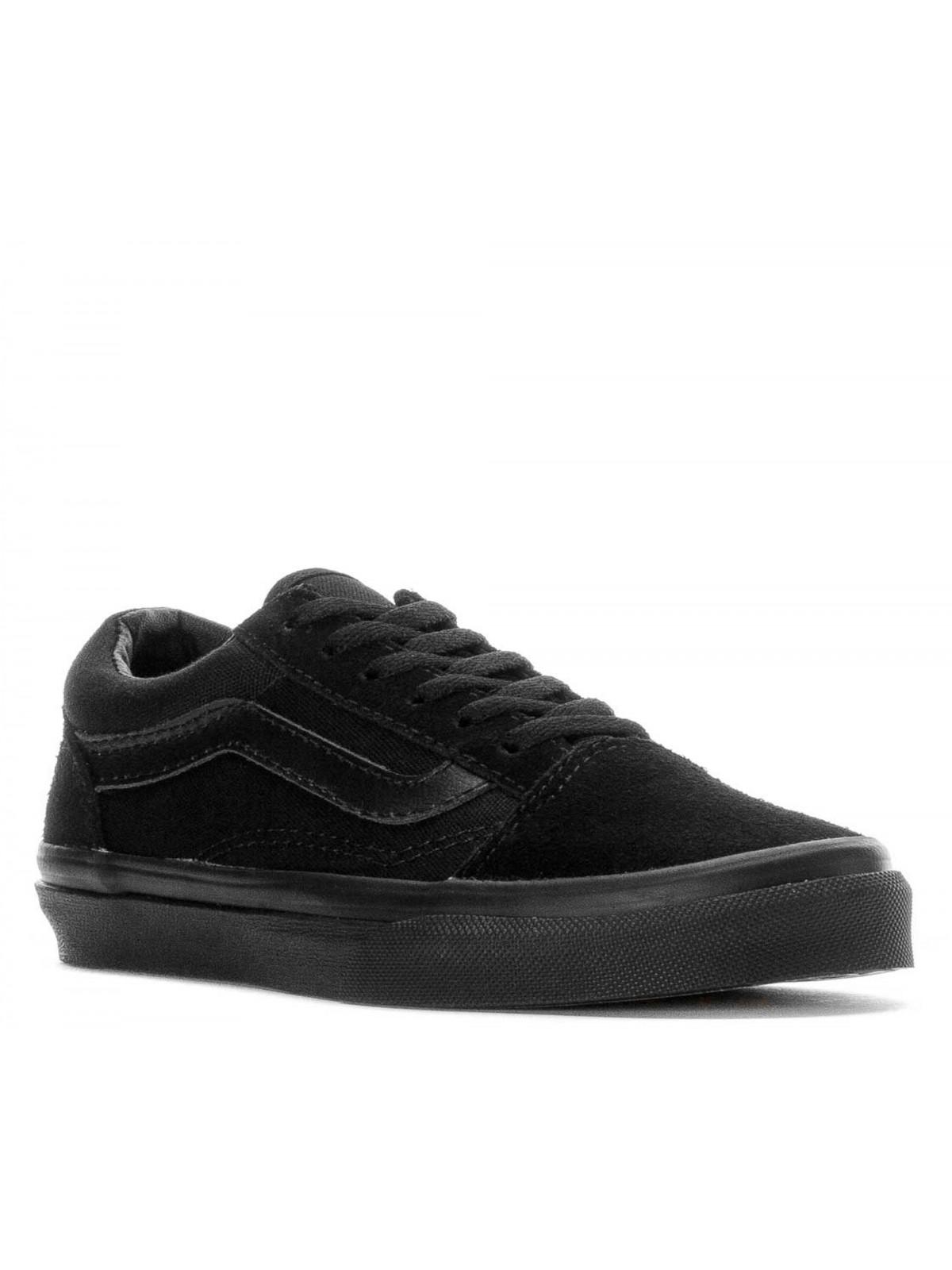 Vans Old Skool Cadet monochrome noir