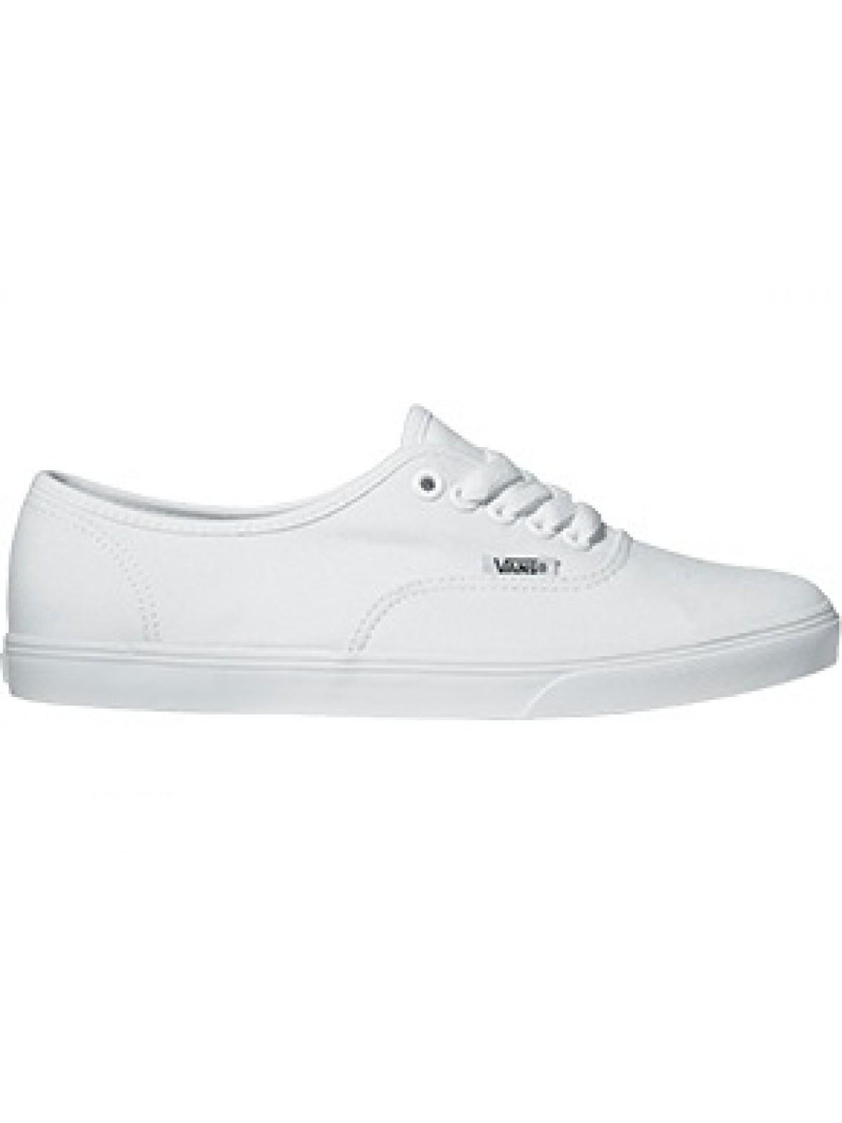 Vans Z Lopro toile monochrome blanc
