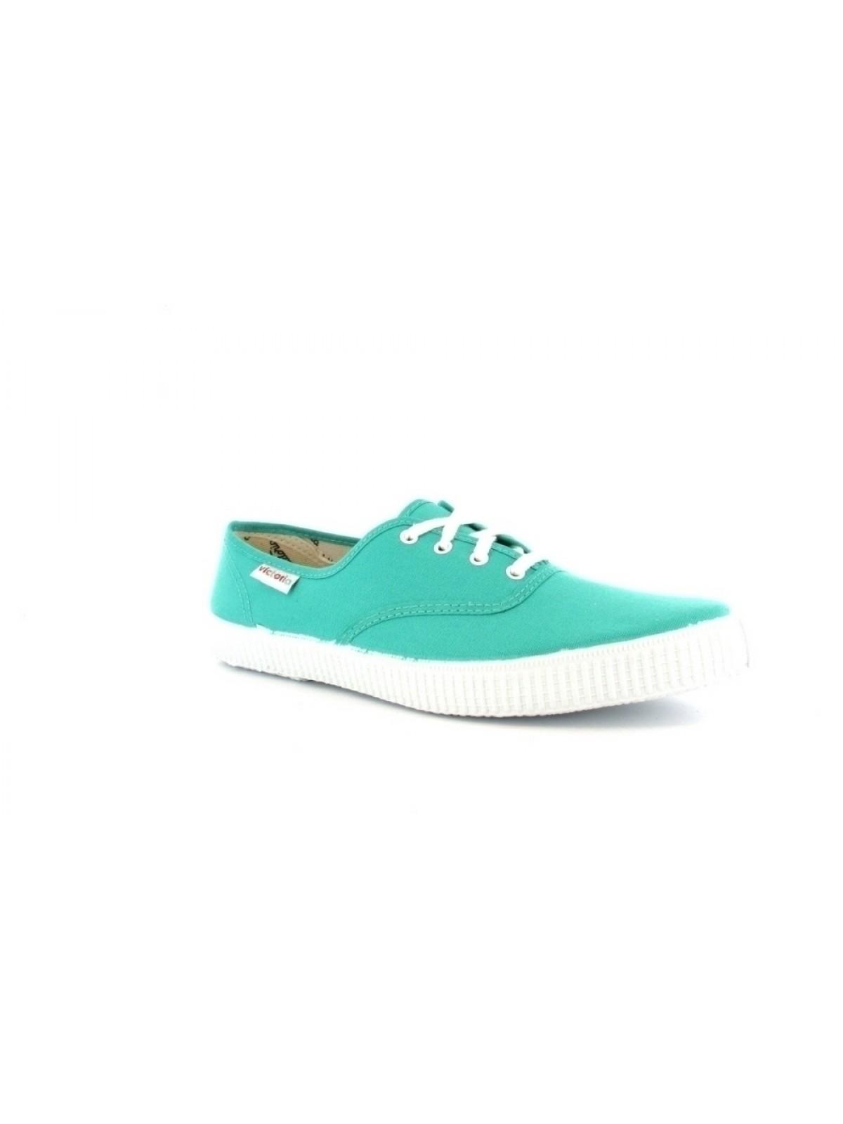 Victoria Z  toile vert turquoise