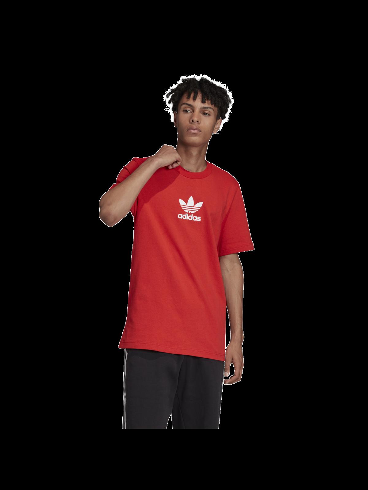 ADIDAS FM9922 Tee-Shirt rouge
