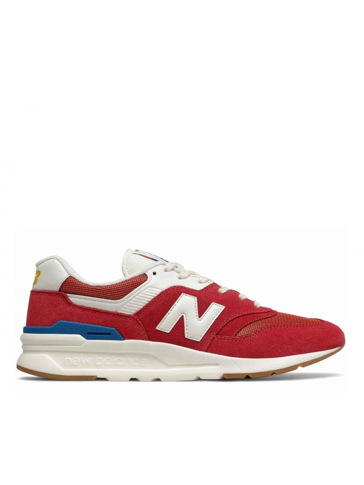 New Balance CM997 rouge
