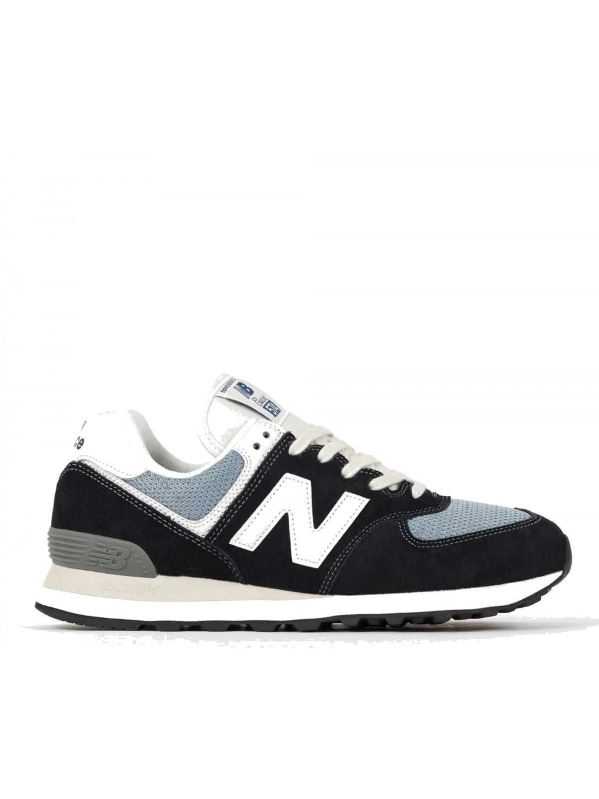 New Balance ML574 noir / gris