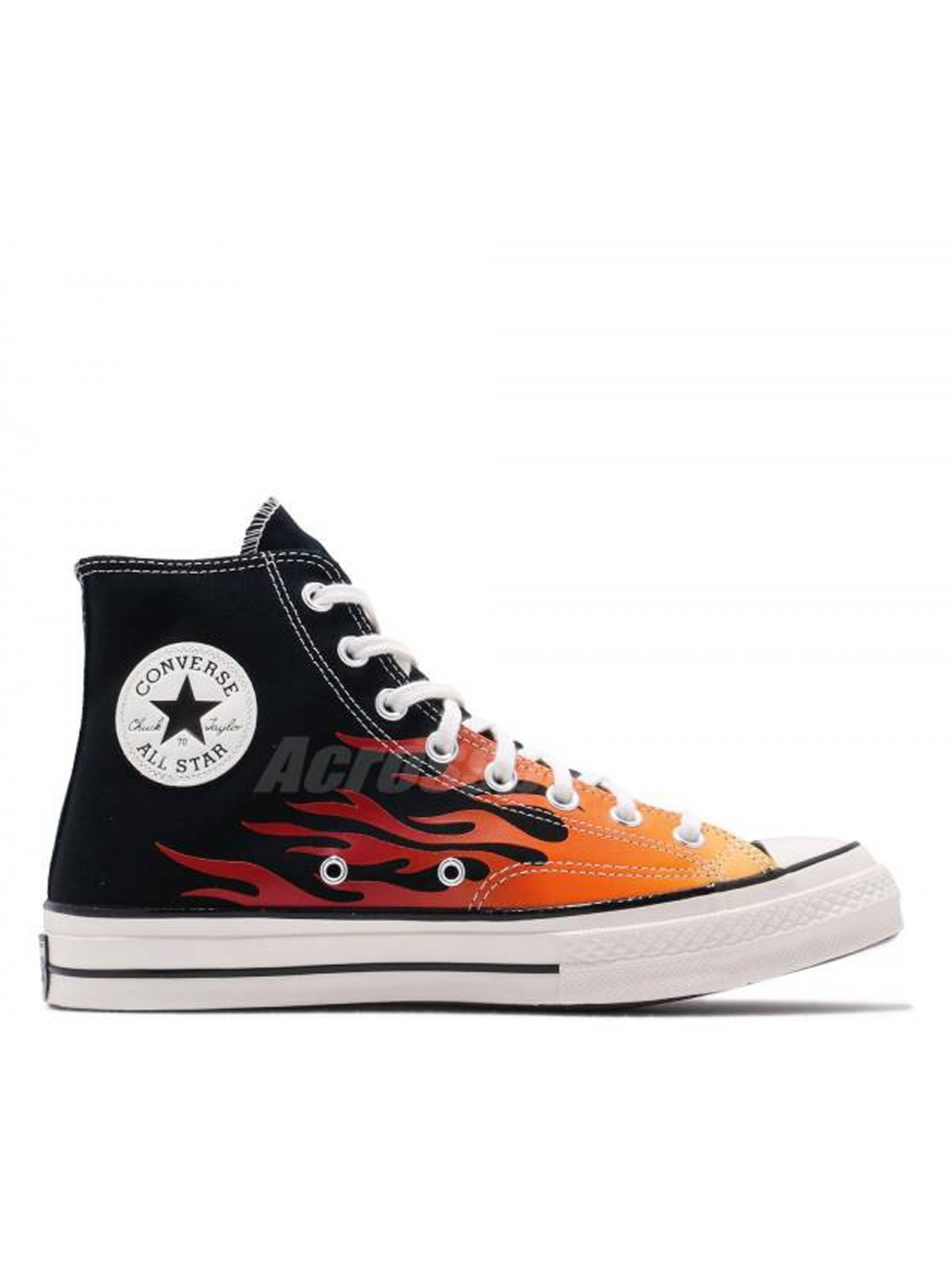 Converse Chuck Taylor all star toile flamme