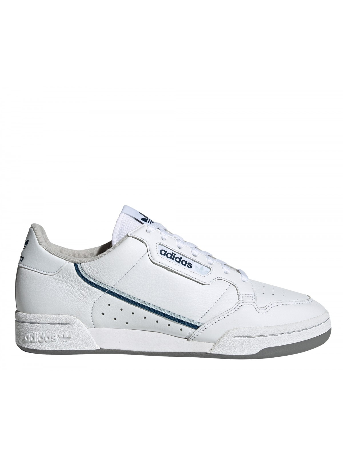 ADIDAS Continental 80 blanc / bleu