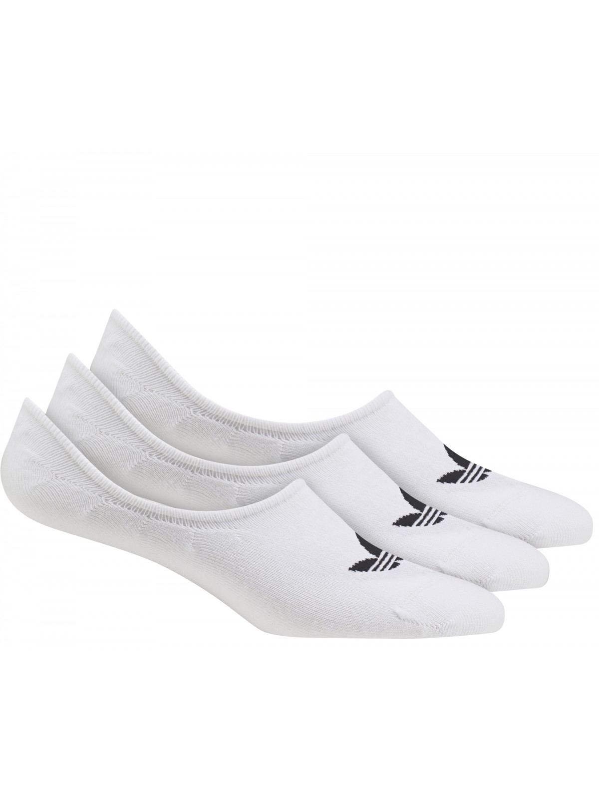 ADIDAS Socks Tref Low Cut blanc noir