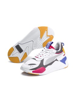 Puma RSX90 gris multi color