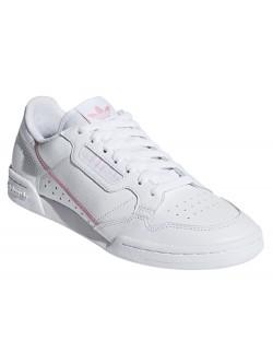 ADIDAS Continental 80 blanc / rose