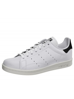 ADIDAS Stan Smith cuir blanc / noir