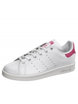 Adidas Stan Smith Kids blanc / rose