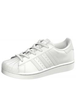 Adidas Superstar Cadet monochrome blanc