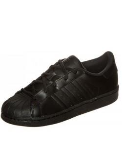 Adidas Superstar Cadet monochrome noir