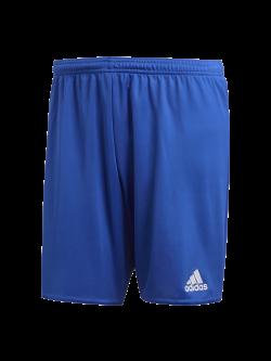ADIDAS Short Parma16 bleu électrique / blanc
