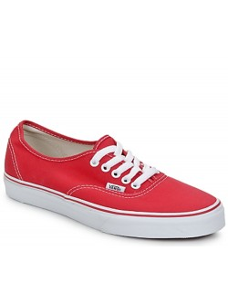 Vans Authentic toile rouge