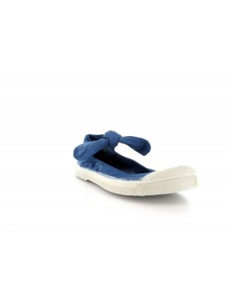 Bensimon Ballerines Flo denim