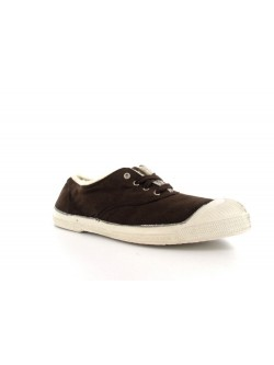 Bensimon Tennis fourrée marron